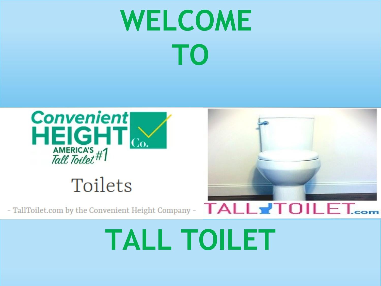 Prime Residential Toilets By Tall Toilet Issuu Camellatalisay Diy Chair Ideas Camellatalisaycom