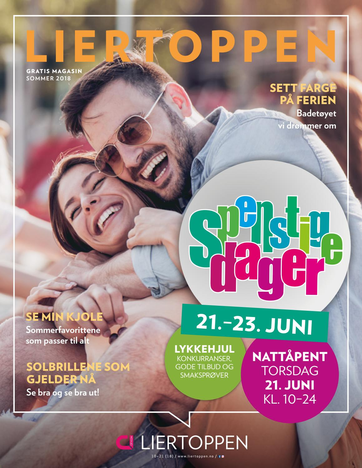 288e8d57a474 Liertoppen – sommermagasin 2018 by Centerteam - issuu