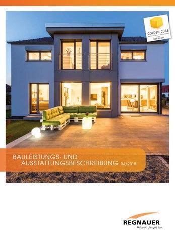 Regnauer Bauleistungs  Und Ausstattungsbeschreibung 04/2018 By ...