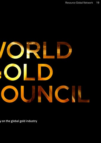 Page 19 of World Gold Council