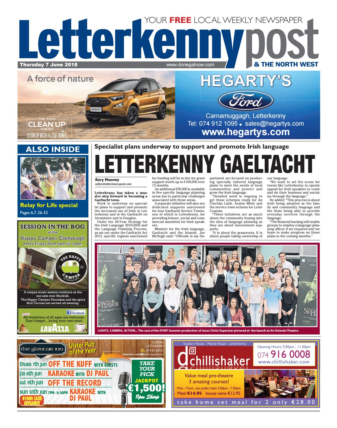 802cb61a5a Letterkenny post 07 06 2018 by River Media Newspapers - issuu