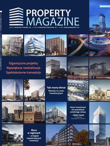 afb0d1b3209811 Property magazine 02 2018 by Grupa PTWP - issuu