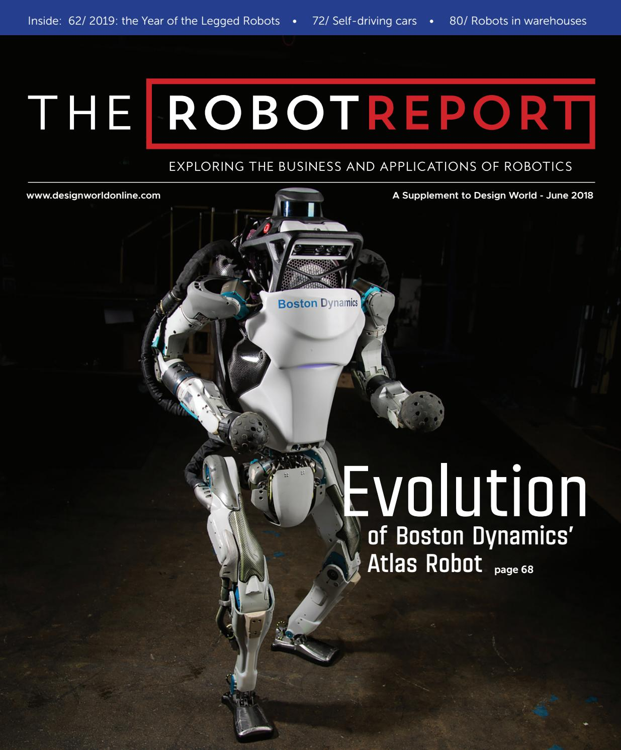 The Robot Report Design World June 2018 By Wtwh Media Llc Issuu Application 2 Home Networking Over Otherwise Unused Inhouse Coax