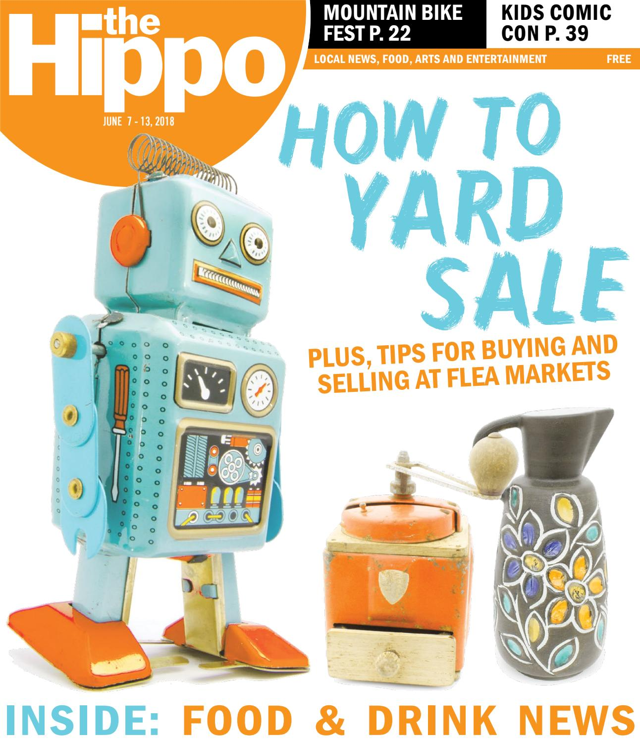 Hippo 6 7 2018 by The Hippo issuu