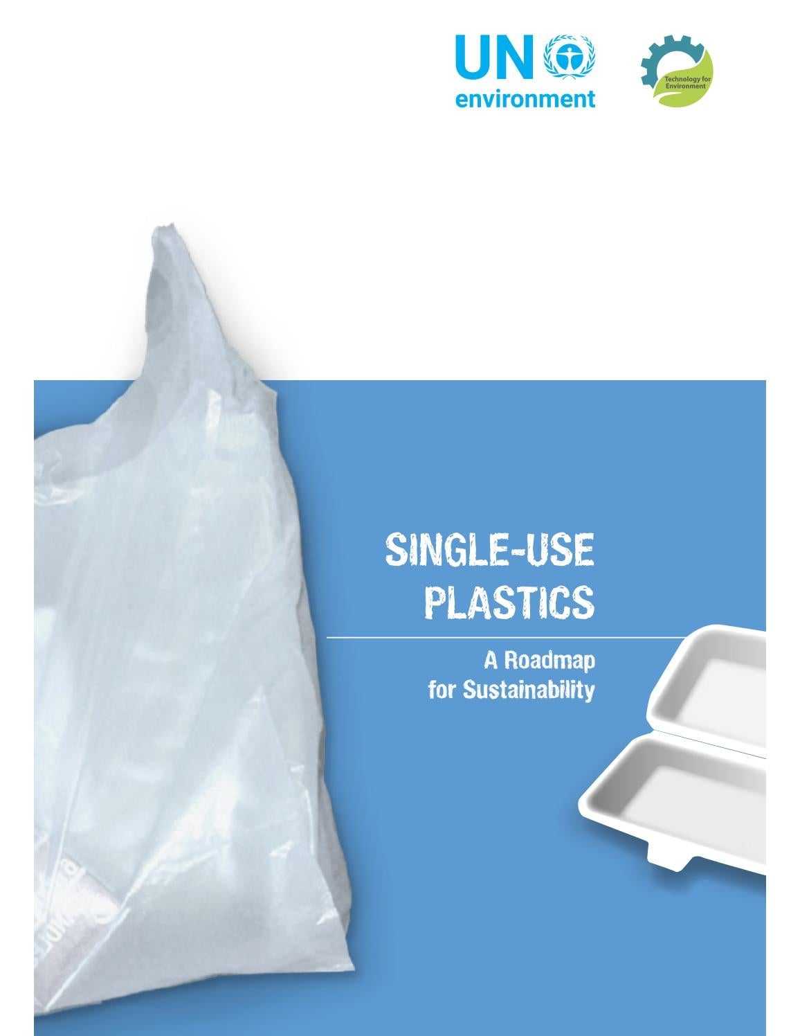 Un single use plastic sustainability by funverde - issuu