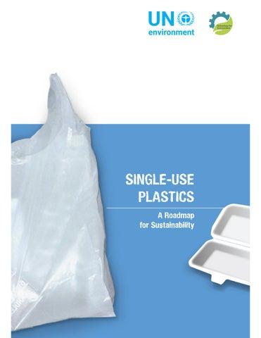 Un single use plastic sustainability by funverde - issuu 8d711ab8edb48