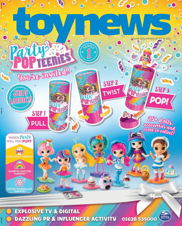 Toynews June 2018 digital edition by Future PLC - issuu