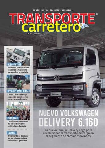 Transporte Carretero Nº 272 Junio 2018 By Diseño Producciones Issuu