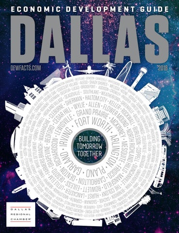 Dallas Economic Development Guide - 2018 by Dallas Regional Chamber ...