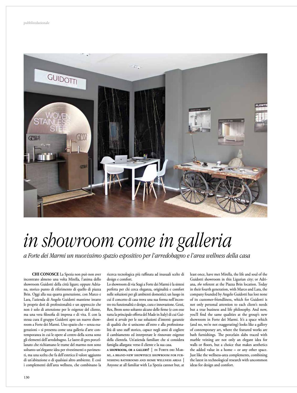 Guidotti Arredobagno La Spezia.Fortemagazine 2018 By Forte Magazine Issuu