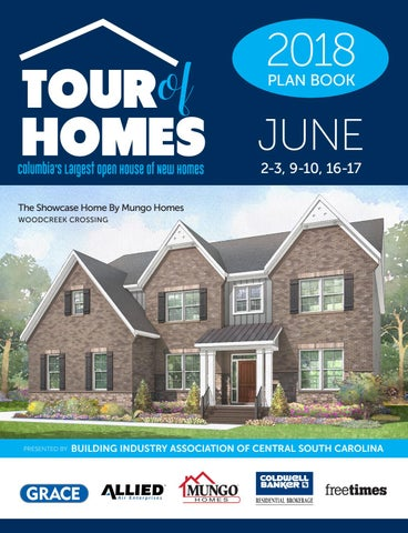2018 Tour of Homes Planbook