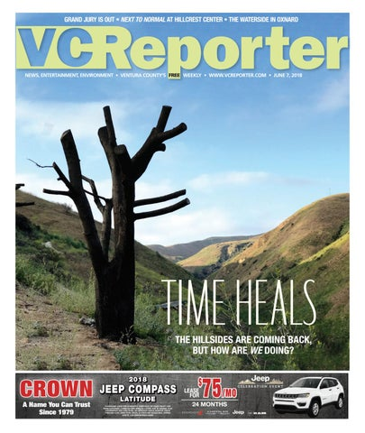 Ventura County Reporter June 7 2018 By Ventana Monthly