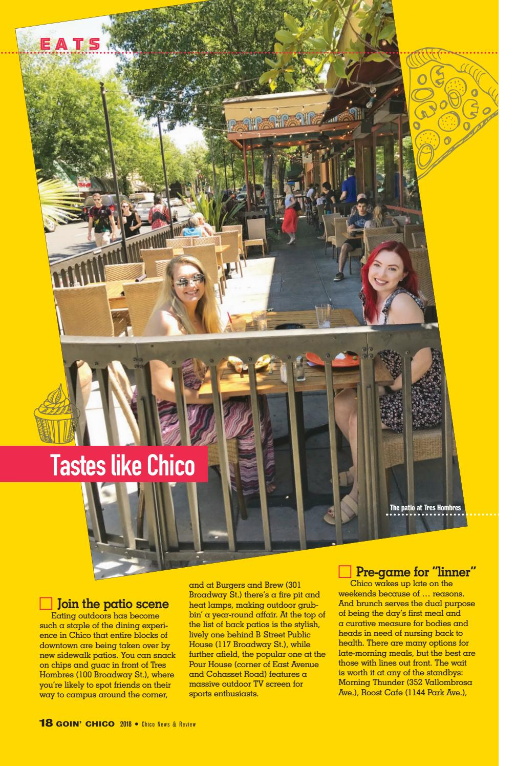 Goin Chico 2018 By News Review Issuu