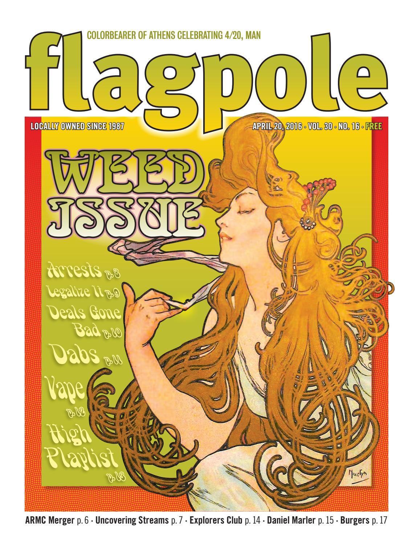 April 20th, 2016 by Flagpole Magazine - issuu