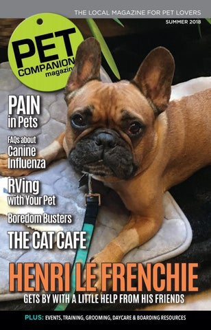 d9b6250a0 Pet Companion Magazine, Summer 2018 by PetCompanionMag - issuu
