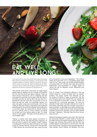 Page 40 of Eat Well and Live Long
