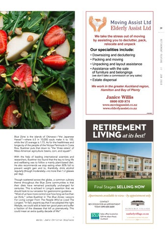 Page 41 of Eat Well and Live Long