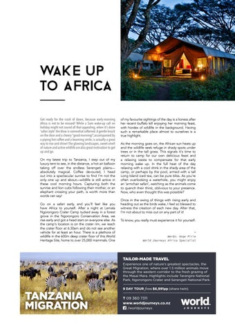 Page 95 of Wake Up to Africa