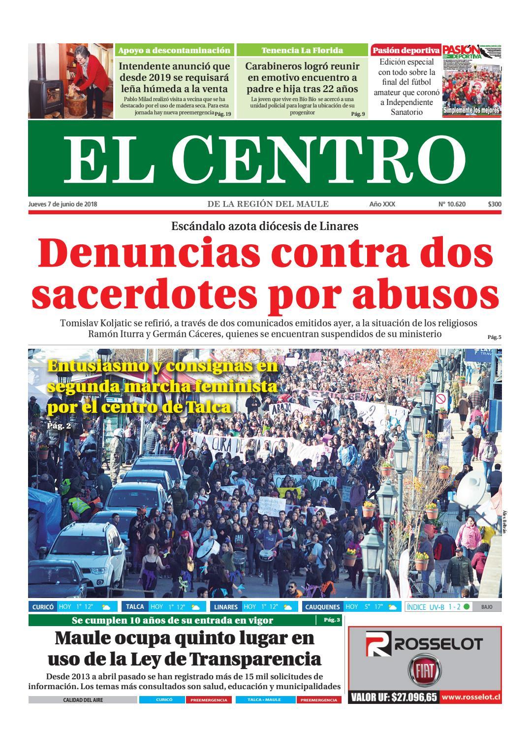 Diario 07-06-2018 by Diario El Centro S.A - issuu b305700053a