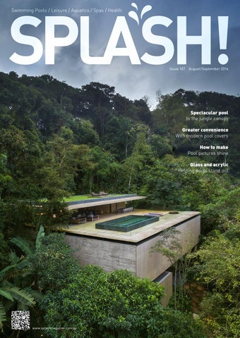 df7a5647e52 SPLASH August - September 2016 by The Intermedia Group - issuu