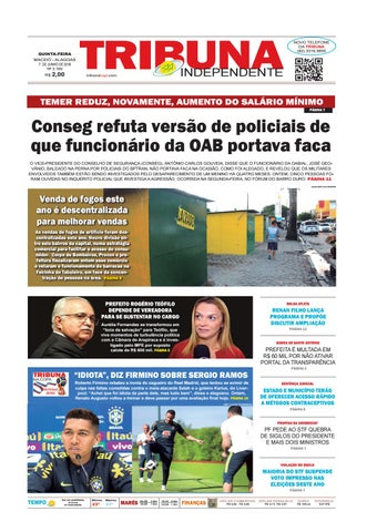 c8ba367199 Edição número 3160 – 7 de junho de 2018 by Tribuna Hoje - issuu
