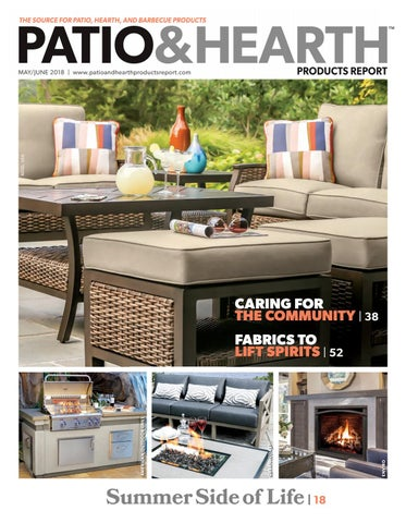 Tremendous Patio Hearth Products Report May June 2018 By Peninsula Forskolin Free Trial Chair Design Images Forskolin Free Trialorg