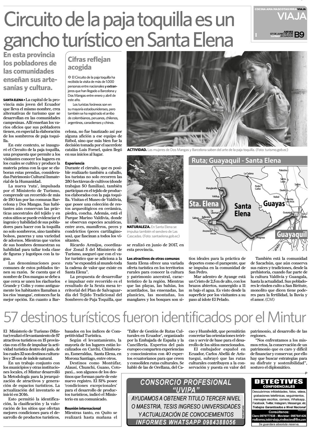 Los Ríos 07 de junio de 2018 by Diario La Hora Ecuador - issuu 9443e448424