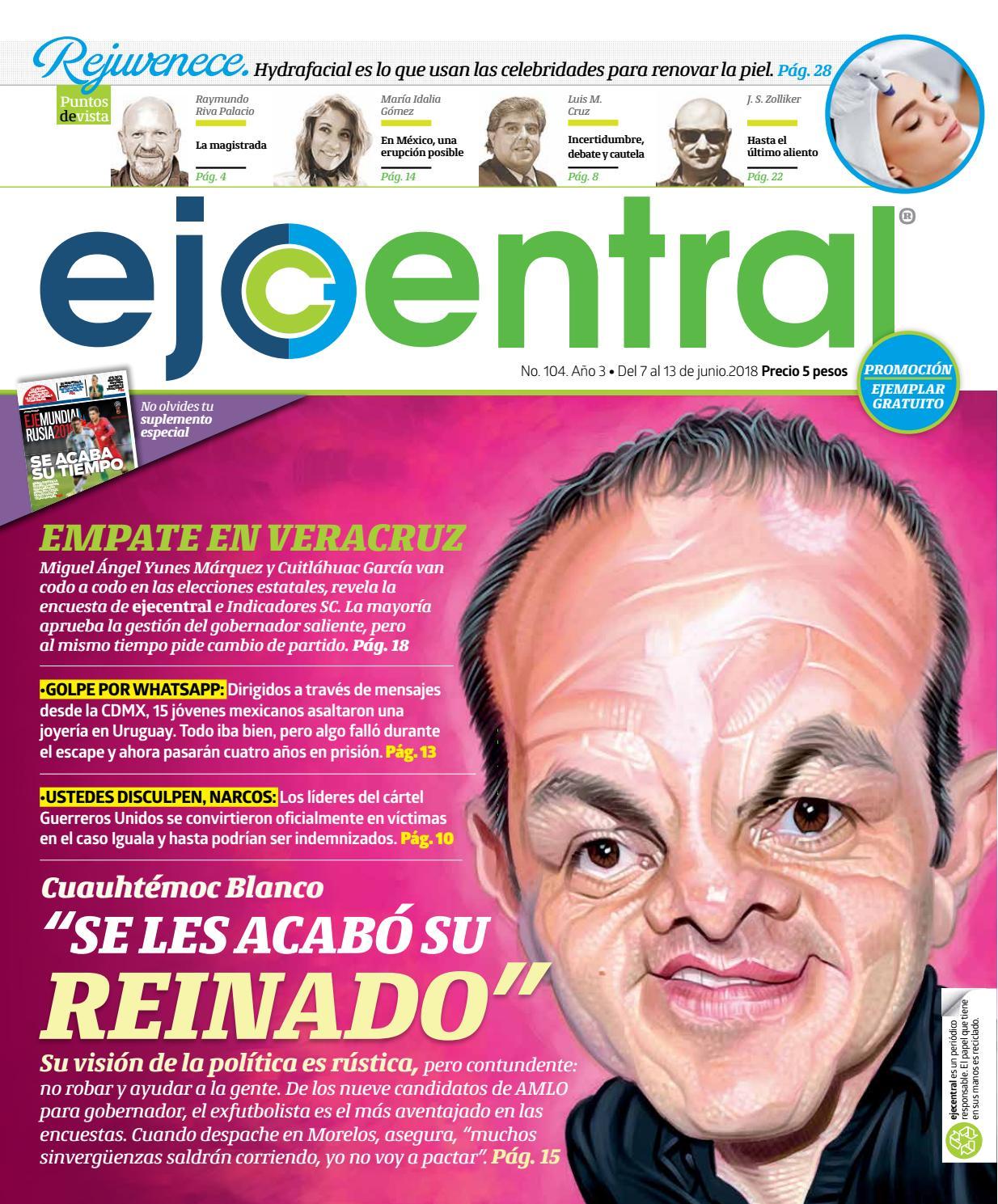 Semanario #104 by EjeCentral - issuu