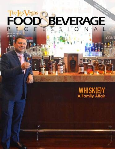 June 2018 The Las Vegas Food Beverage Professional By The Las