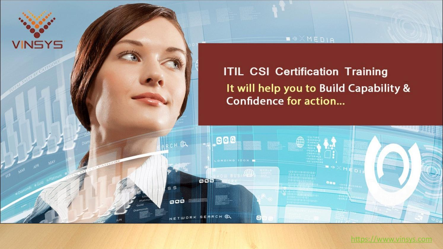 Itil Csi Certification Training In Bangalore By Sujata Satpute Issuu