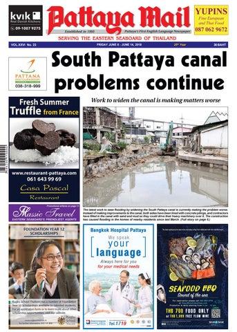 Pattaya Mail - FRIDAY JUNE 8 - JUNE 14, 2018 (Vol  XXVI No