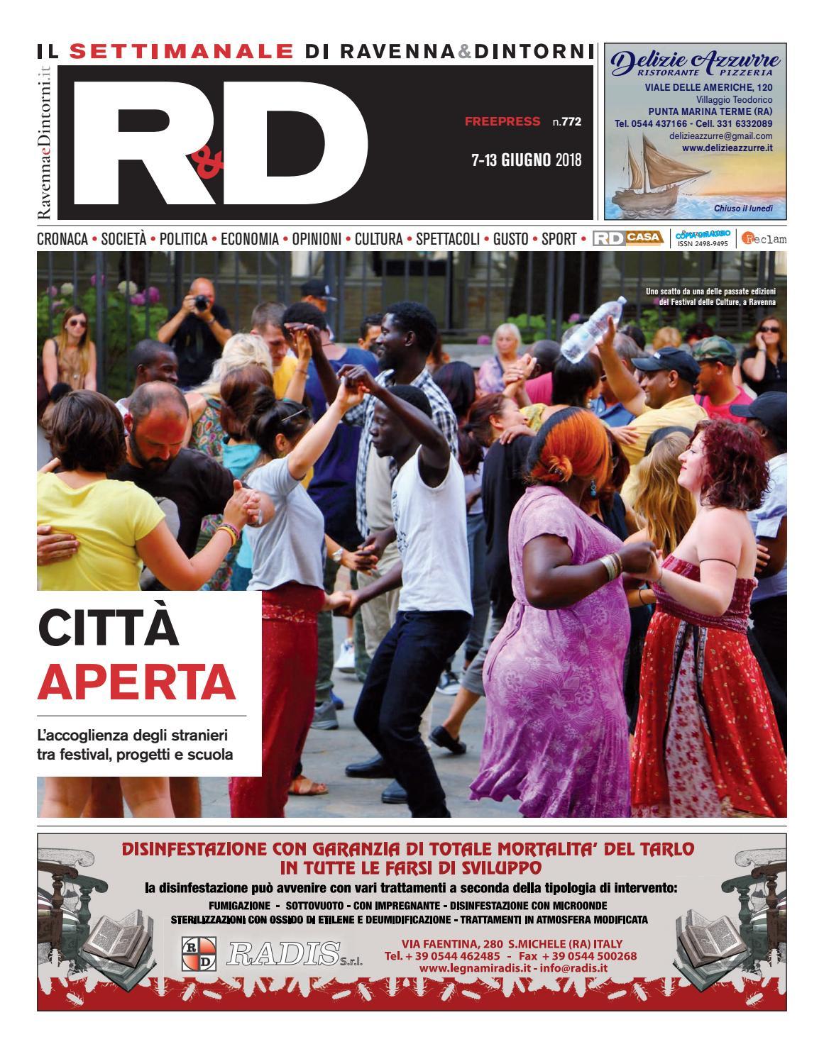 Rd 07 06 18 by Reclam Edizioni e Comunicazione - issuu