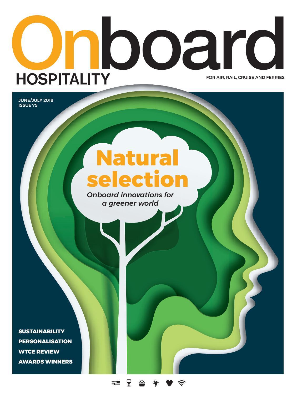 Onboard Hospitality 75 June July 2018 By Bmi Publishing Ltd Issuu