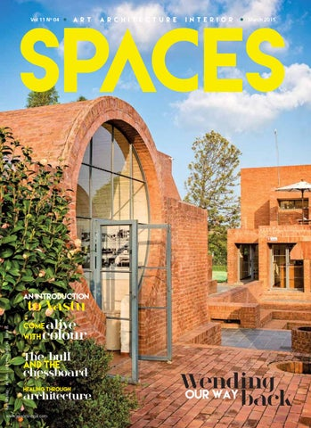 Spaces Nepal March 2015 By Spaces Nepal Issuu
