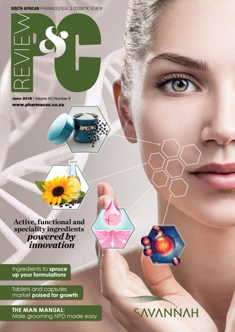 Pharmaceutical & Cosmetic Review June 2018 by New Media B2B