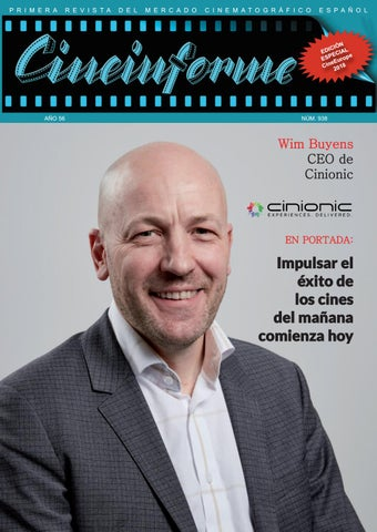 Cineinforme Digital Junio by Cine Tele - issuu 7cd0923c7d6