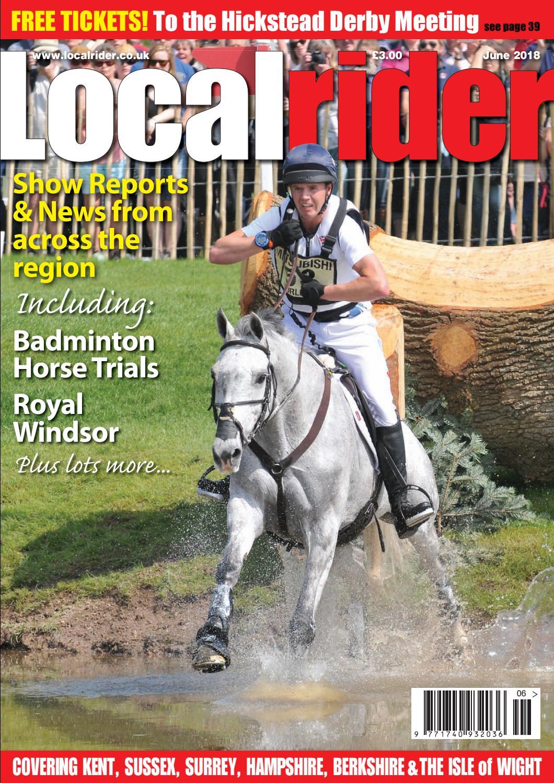 Localrider Magazine June 2018 Sample By