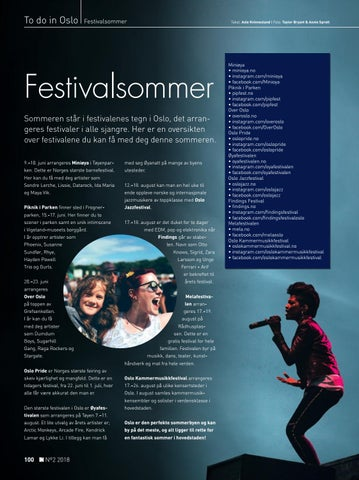 Page 100 of Festivalsommer
