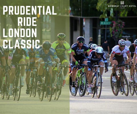 Prudential Ride London Classic by mowbraycourthotel - issuu