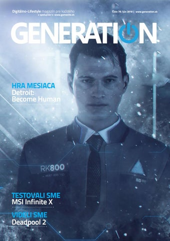 25ca6d088 Generation magazín #078 by Generation magazine - issuu