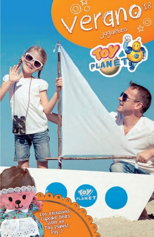 Toy Planet Catalogo Verano 2018 By Toy Planet Issuu