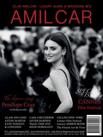 Club Amilcar Magazine   Luxury Guide - N°2 by Amilcar Magazine ... 9712e60d7a3