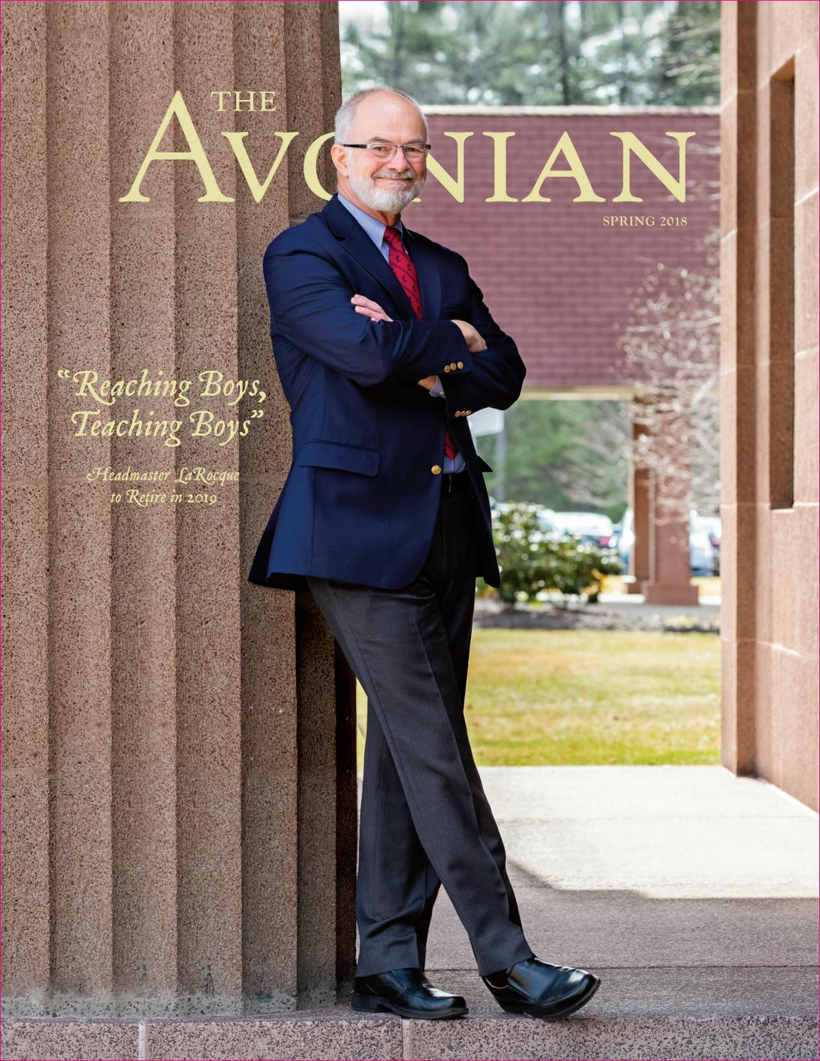 The Avonian, Spring 2018 by Avon Old Farms School - issuu