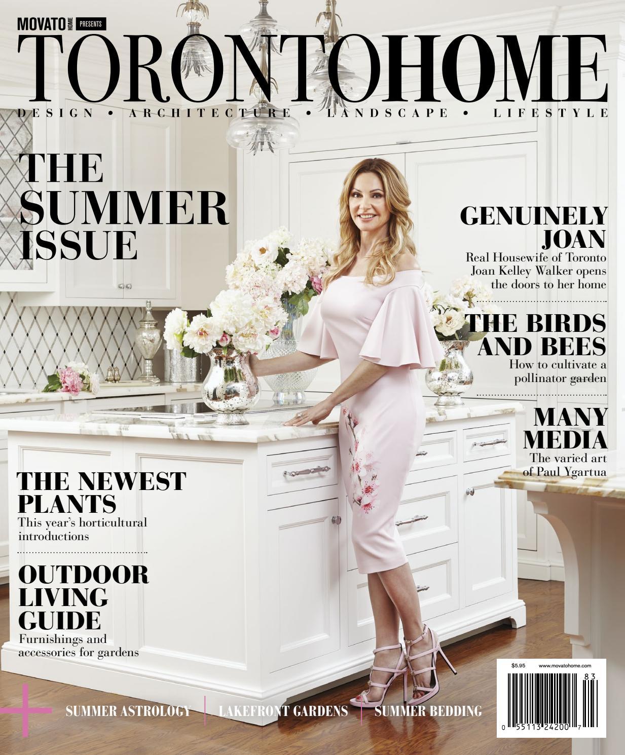 406e5d89e19 Toronto Home - Summer 2018 by Home In Canada