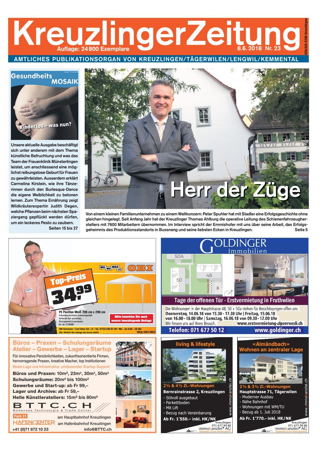 Sport - Kreuzlinger Zeitung