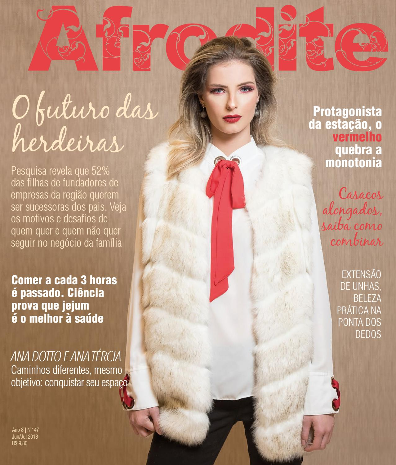 Afrodite 47 by RevistaAfrodite - issuu 4269fe3b6b