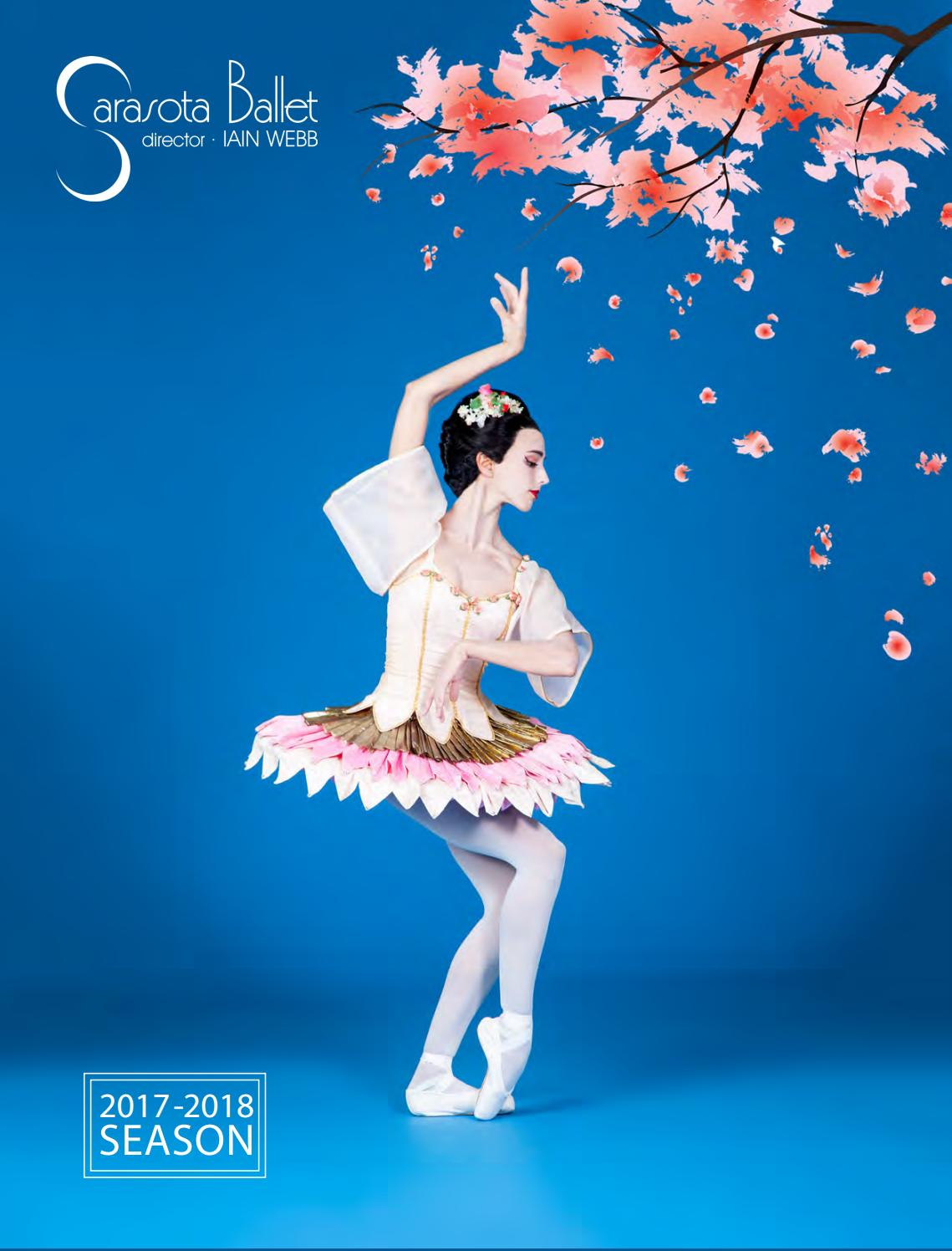 fd930b78964cc 2017-2018 Season Program Book by Sarasota Ballet - issuu