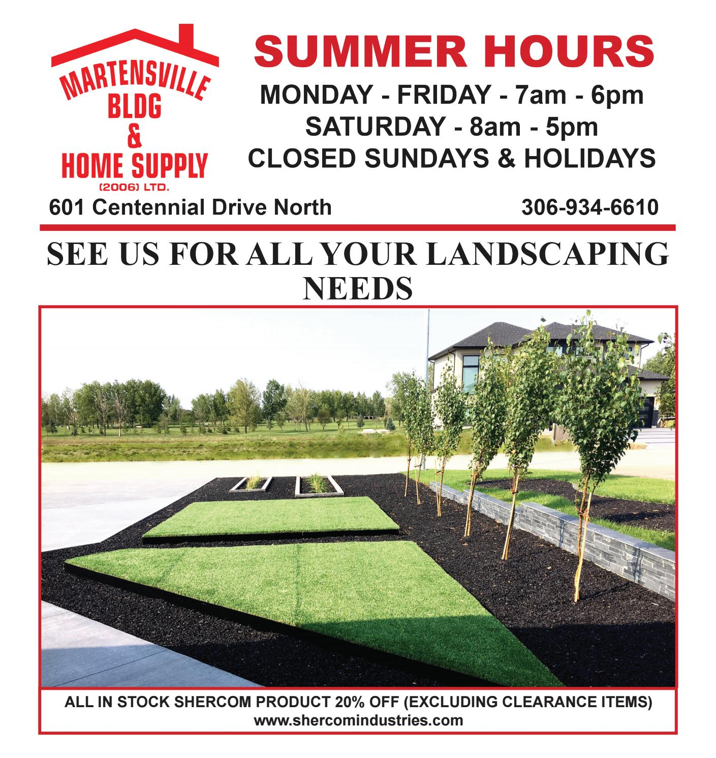 June 7 digital issue by Martensville Messenger - issuu