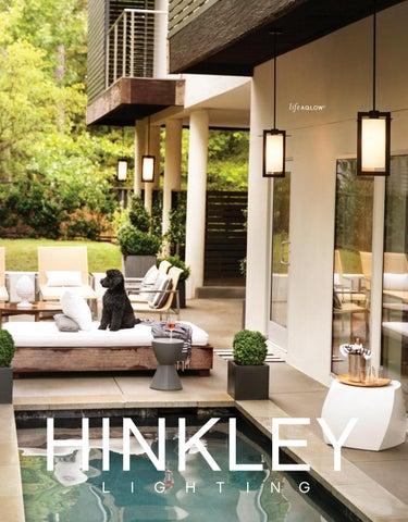 Hinkley Lighting June 2018 Supplement By