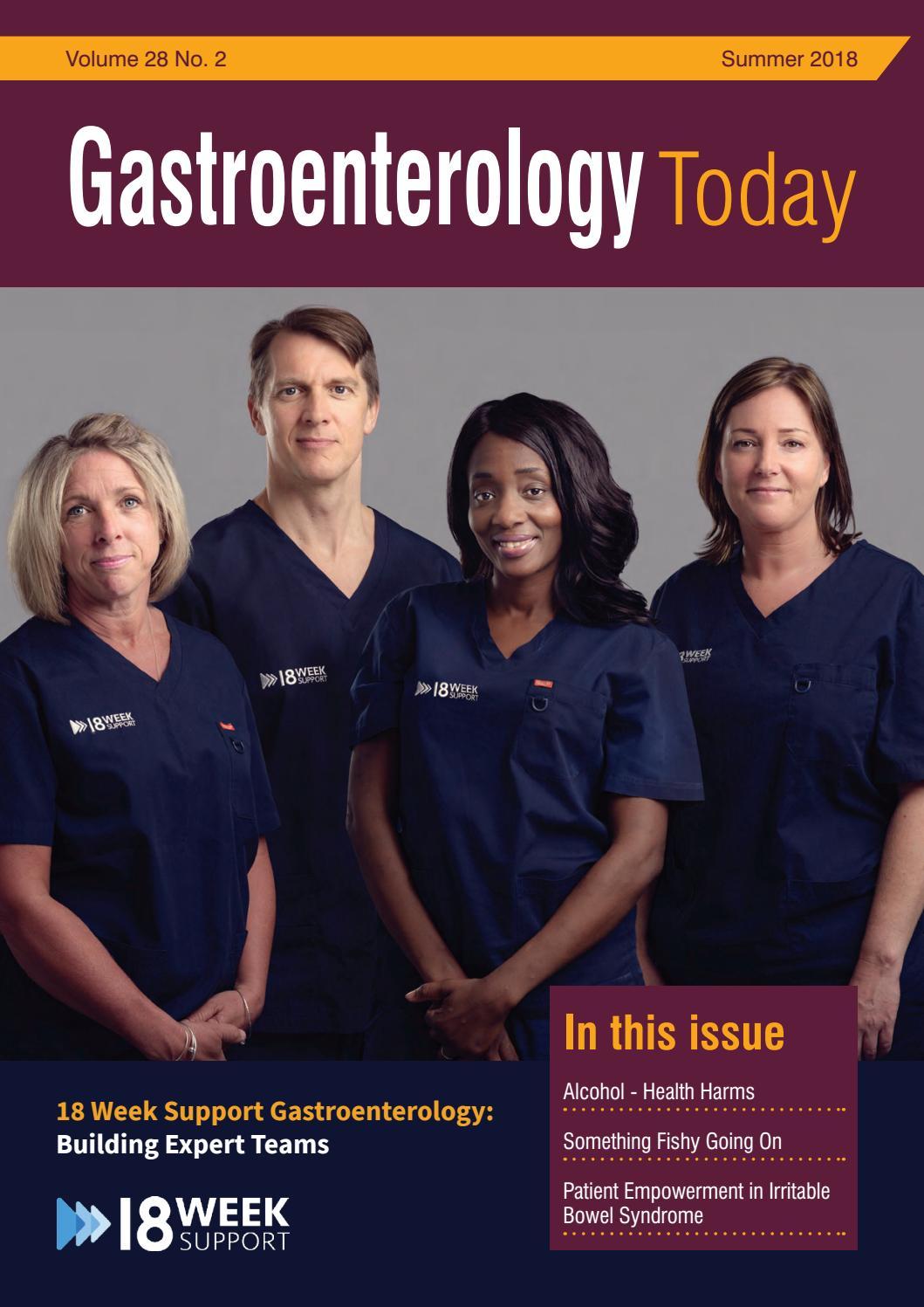Gastroenterology Today Summer 2018 by Media Publishing